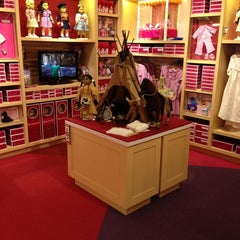 Photo taken at American Girl Doll Store by Joe B. on 10/6/2012