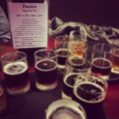 Photo taken at Equinox Brewing by Austin G. on 3/10/2013