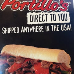 Photo taken at Portillo's by Carter B. on 6/1/2014