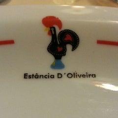 Photo taken at Estância D'Oliveira by Ubiratan J. on 10/6/2013