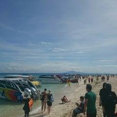 Photo taken at Phi Phi Island Cabana Hotel by mamir on 11/23/2014
