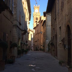 Photo taken at Pienza by Michael M. on 5/25/2015