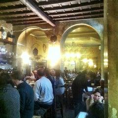 Photo taken at Antica Enoteca by Claudio B. on 12/1/2012