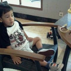 Photo taken at Baruna Resto by hylda w. on 10/13/2012
