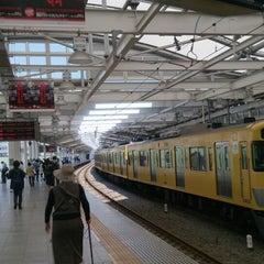 Photo taken at 西武新宿駅 (Seibu-Shinjuku Sta.) (SS01) by Shiu S. on 5/4/2013