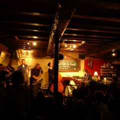 Photo taken at Hot Club de Gand by Romy A. on 11/7/2012