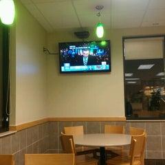 Photo taken at Wendy's by Matt W. on 11/7/2012