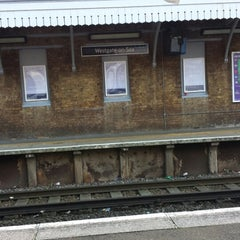 Photo taken at Westgate-on-Sea Railway Station (WGA) by Edwin J. on 10/10/2014