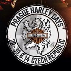 Photo taken at Harley Davidson Šalamounka Club by Radim M. on 1/27/2014