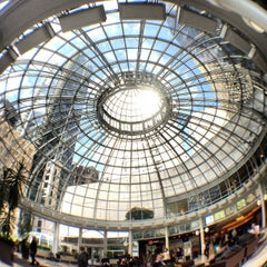 Photo taken at Pacific Centre by John Dominic I. on 5/19/2013