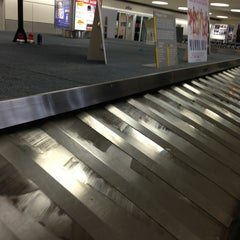 Photo taken at Baggage Claim by Mikhail S. on 7/28/2013