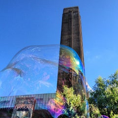 Photo taken at Tate Modern by Daniel B. on 6/8/2013