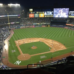 Photo taken at Yankee Stadium by Matt R. on 7/13/2013