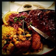 Photo taken at Prado Restaurant by Michael C. on 2/28/2014