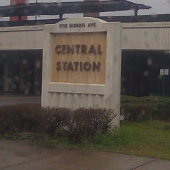 Photo taken at BJCTA Central Station by Myra L. Walker- W. on 2/8/2013