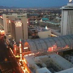 Photo taken at Las Vegas Club Hotel & Casino by Brendan F. on 2/18/2013