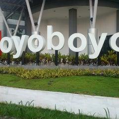Photo taken at Terminal Joyoboyo by zainal a. on 3/13/2013