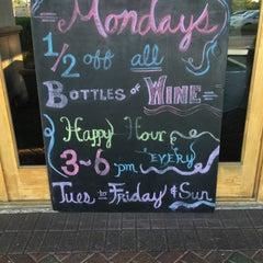 Photo taken at Grape Street Cafe by Grimace B. on 8/18/2015