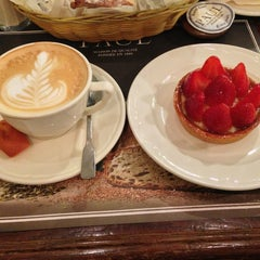 Photo taken at Paul Cafe by 👗👒☁️ on 1/10/2013