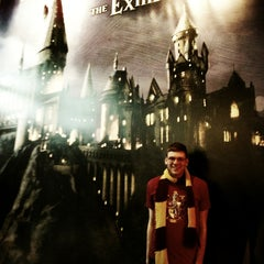 Photo taken at Harry Potter: The Exhibition by Stacy F. on 4/3/2013