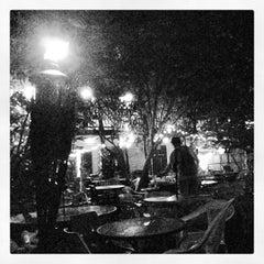 Photo taken at Bacchanal Wine by Daniel D. on 5/12/2013