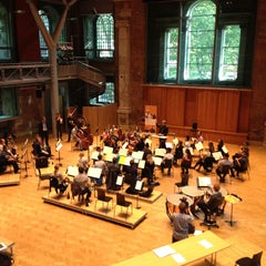 Photo taken at LSO St Luke's by London Symphony Orchestra on 9/29/2012
