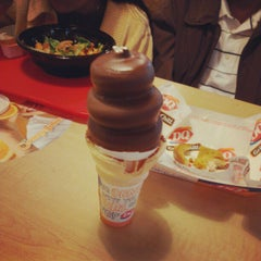 Photo taken at Dairy Queen by Patrick M. on 12/7/2012