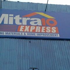 Photo taken at Mitra10 Express by heru s. on 12/23/2012