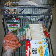 Photo taken at LotteMart Wholesale by heru s. on 1/26/2015