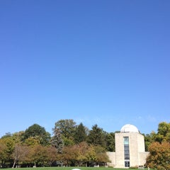 Photo taken at Butler University by Paul D. on 9/29/2012