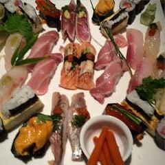 Photo taken at Sushi Masu by Rob H. on 12/18/2014