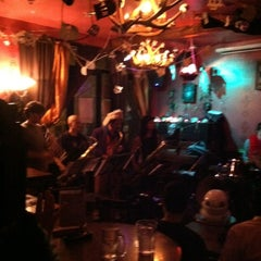 Photo taken at Branded Saloon by Ryan C. on 11/1/2012