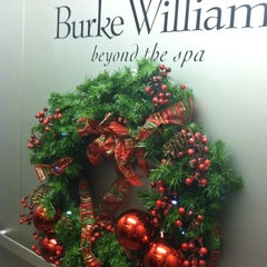 Photo taken at Burke Williams Spa by Alyse M. on 12/2/2012