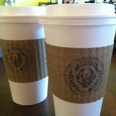Photo taken at The Palace Coffee Company by Deana D. on 12/24/2012