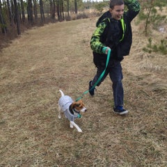 Photo taken at Jakes Branch County Park by Mary W. on 3/16/2015