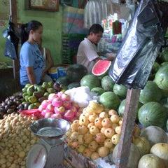 Photo taken at Pasar Kranji by Fajar S. on 2/1/2013