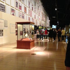Photo taken at Country Music Hall of Fame® and Museum by Melissa G. on 5/10/2013