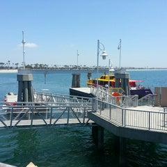 Photo taken at Belmont Veterans Memorial Pier by Rian H. on 6/15/2013