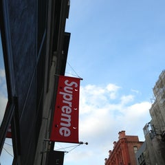 Photo taken at Supreme NY by Jamie C. on 3/21/2013