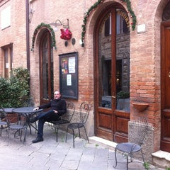 Photo taken at Pienza by Marcia R. on 1/14/2016