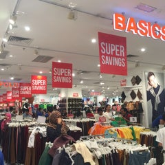 Photo taken at Brands Outlet by Fareez F. on 9/26/2015