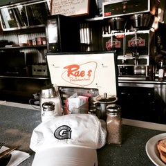 Photo taken at Rae's Diner by Thomas W. on 4/20/2015