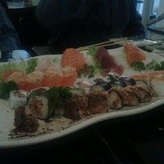 Photo taken at Joy Sushi by Luiza M. on 6/30/2013