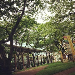 Photo taken at Universitas Pelita Harapan by jessica f. on 12/3/2012