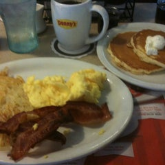 Photo taken at Denny's by Rick M. on 7/21/2013