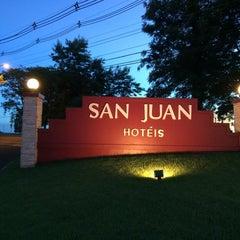 Photo taken at San Juan Eco Hotel by Dae Woo C. on 12/20/2014
