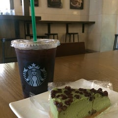 Photo taken at Starbucks 星巴克 by Williams on 7/1/2014