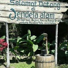 Photo taken at Jendela Alam by Dahlia K. on 7/15/2015