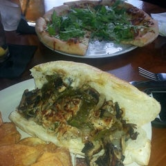 Photo taken at Amici Pizza Bar by Nick L. on 8/29/2013