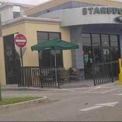 Photo taken at Starbucks by Princess F. on 6/2/2013
